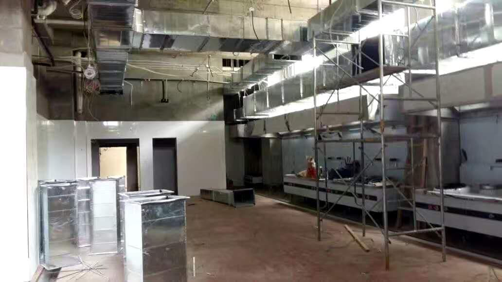 温州厨房排烟工程