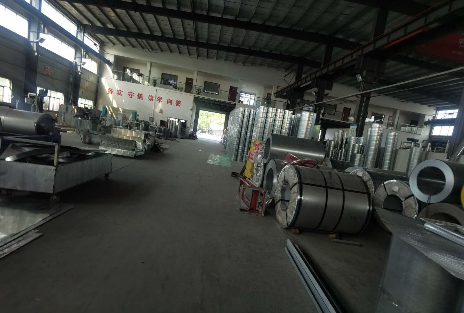上海厨房排烟工程