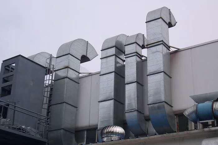 上海厨房排烟工程安装