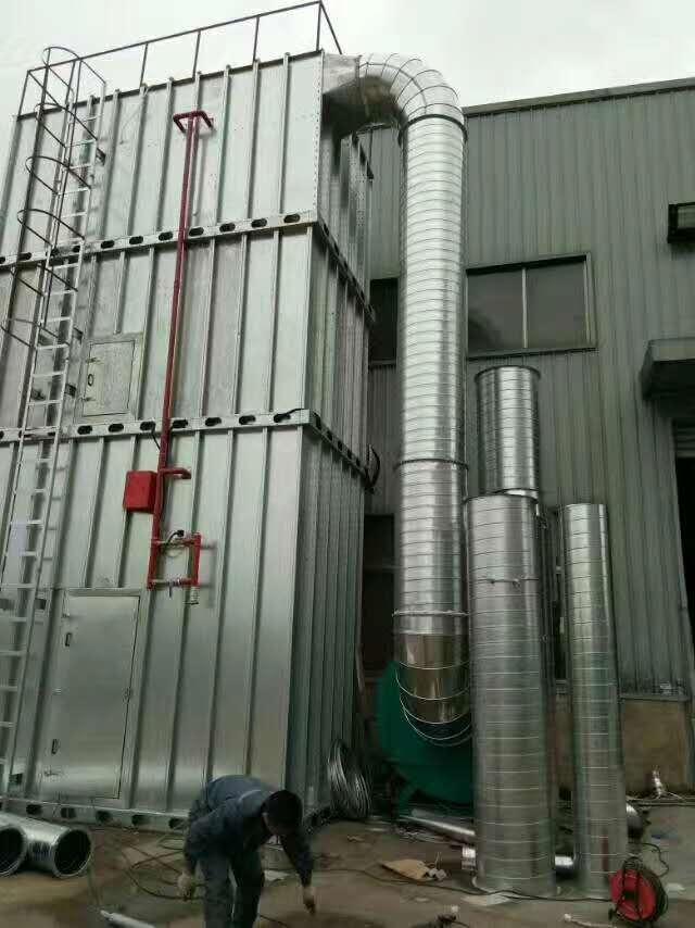 上海厨房排烟工程哪家好