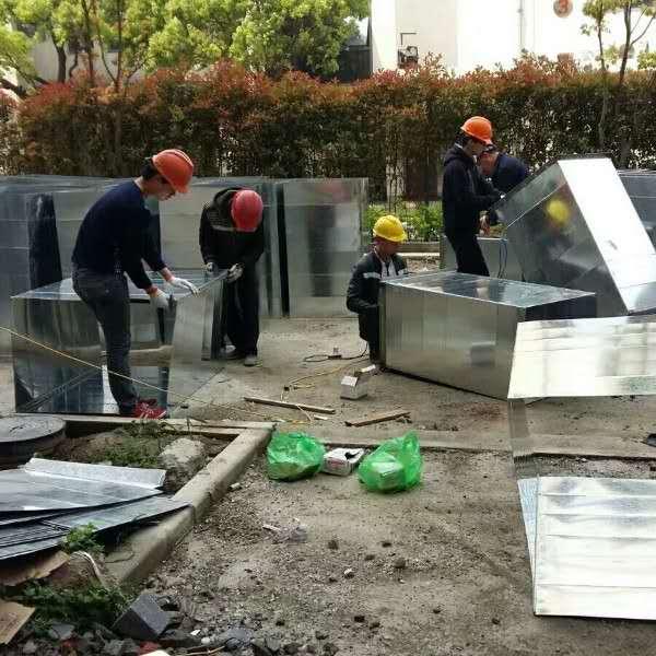 苏州中央除尘环保工程设计